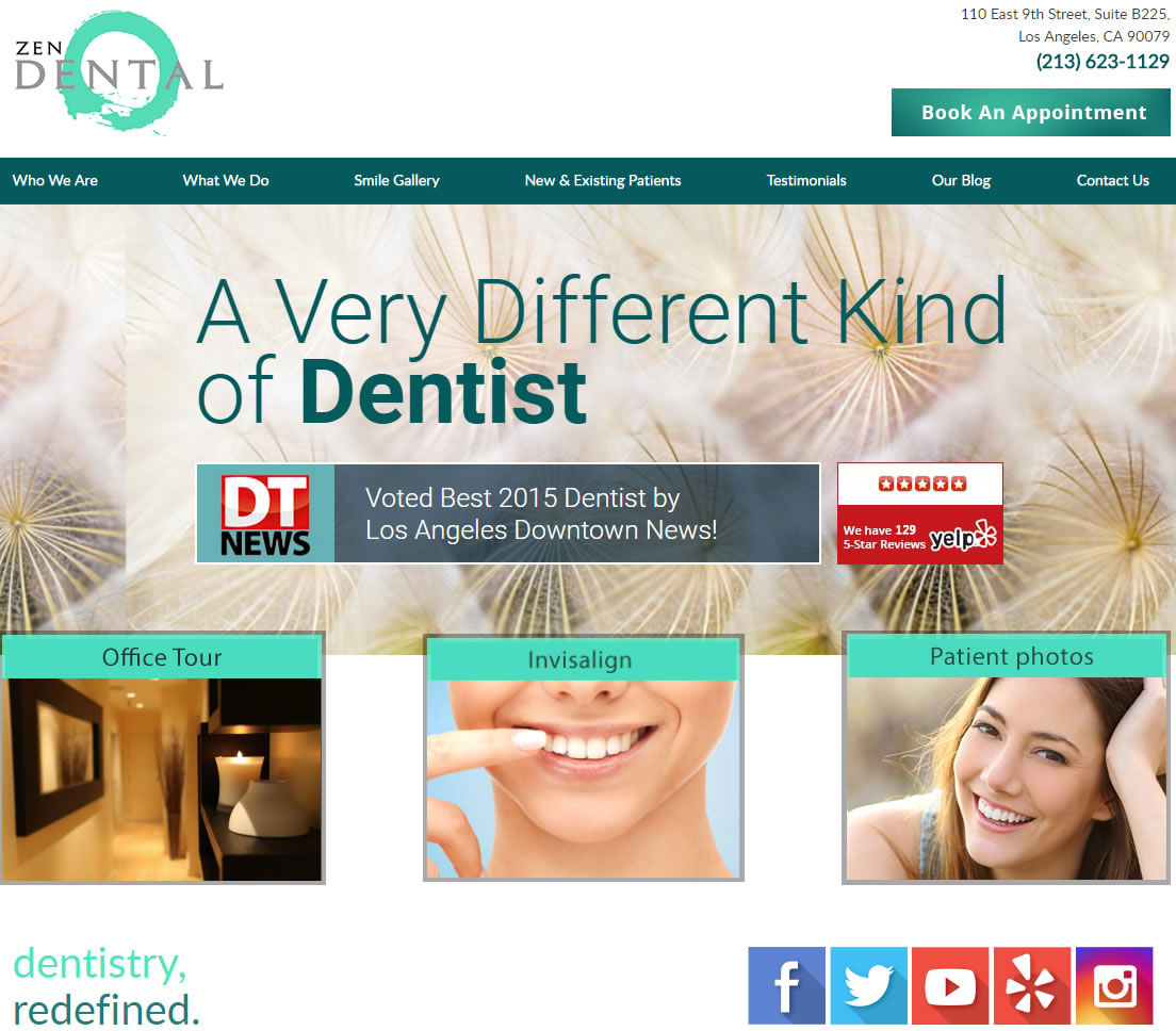 dental-website