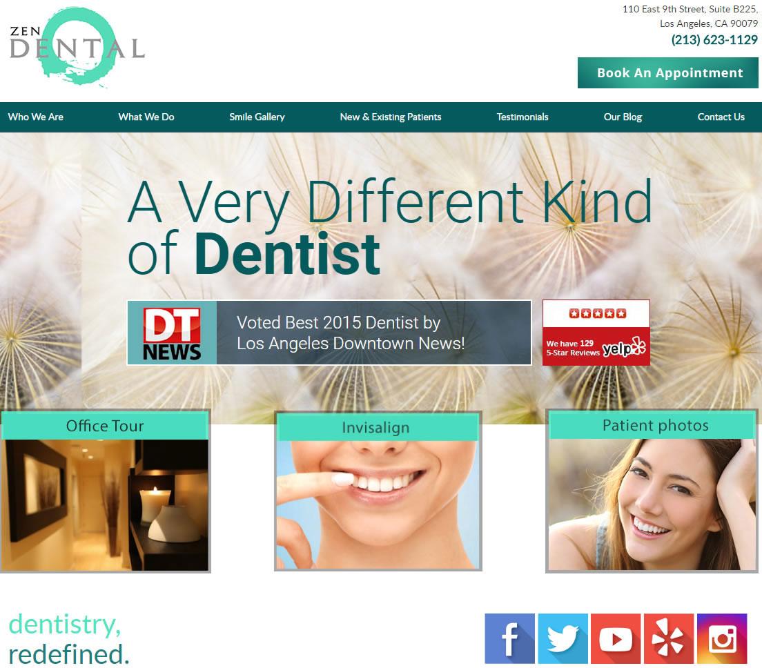 dental-website